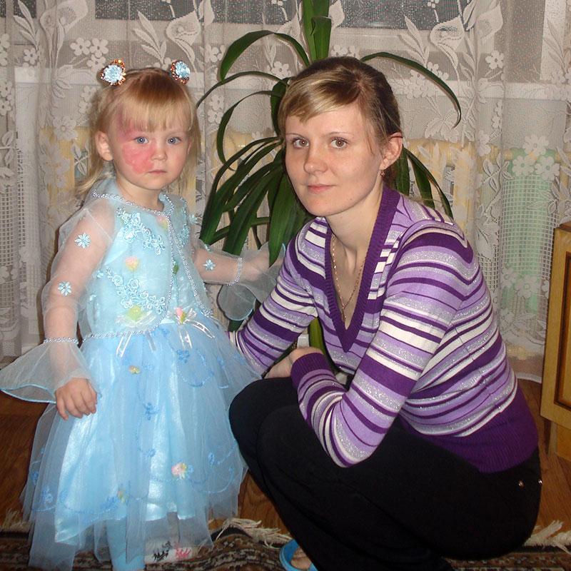 Настя и Ольга Букий